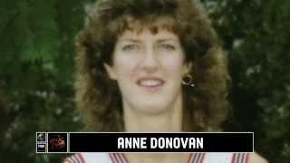 Anne Donovan - FIBA Hall of Famer 2015 Class