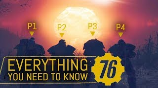 Fallout 76: Everything You NEED TO KNOW