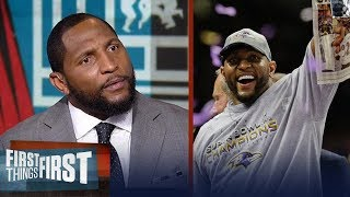 Ray Lewis gives passionate speech on HOF nomination: