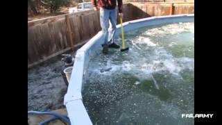 Pool Fails Compilation    FailArmy | funny baby fails