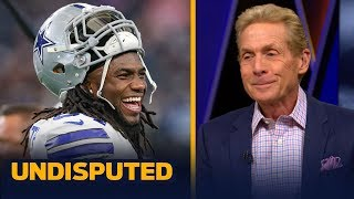 Cowboys extending Jaylon Smith will lead to Zeke and Dak getting signed — Skip | NFL | UNDISPUTED