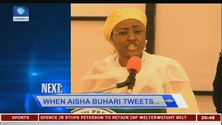 President's Wife Tweets Criticisms Of Husband's Govt. |Politics Today|
