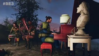 Fallout 76: Reclamation Day Gameplay Demo - E3 2018