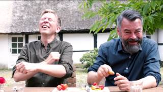 Women & Chili | Comedian Brian Lykke and Chili Klaus w/subtitles