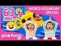 Baby Shark Dance and more | World Oceans...mp3