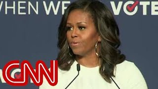 Michelle Obama: I am sick of all the nastiness