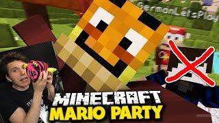 DER FURBY UNFALL! & WARUM BELEIDIGT DER UNS? ✪ Mario Party mit GERMANLETSPLAY