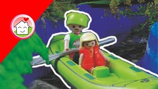 Playmobil Film deutsch Die Kajak - Tour  / Kinderfilm / Kinderserie von family stories