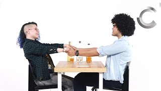 Truth or Drink Engaged Couples- Solo (Rachel & Kayla)