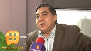 Carlos Bonavides fue operado de emergencia   Ventaneando