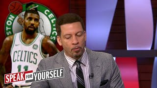 Chris Broussard explains why Kyrie Irving does not regret leaving LeBron | SPEAK FOR YOURSELF