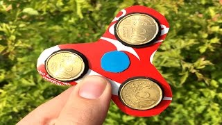 How To Make a Simple Fidget Spinner