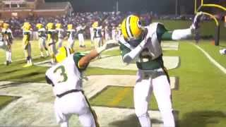 Motivation!  High School Football teams face off for BIG GAME
