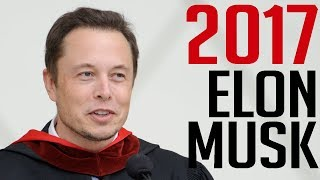 Best Of Elon Musk 2017 (COMPLETLY DESTROYS EVERYTHING, IT