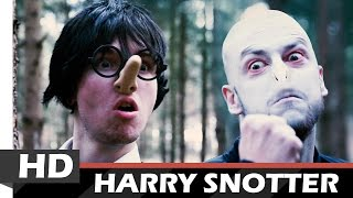 HARRY SNOTTER - Movie Trailer #1