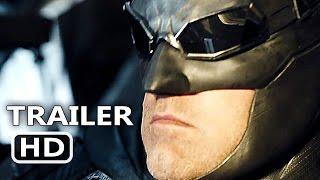 JUSTICЕ LЕАGUЕ Official Trailer # 2 Batman, Flash & Aquaman TEASER (2017) Superhero Movie HD