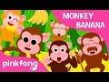Monkey Banana-Baby Monkey   Animal Songs...mp3