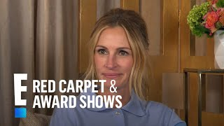 Julia Roberts Reveals Sweet 50th Birthday Surprise | E! Red Carpet & Award Shows