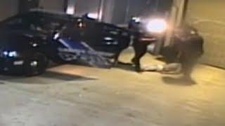 Surveillance shows man unconscious from apparent overdose go untreated by jail nurse