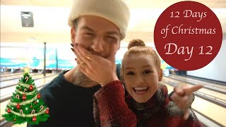 VLOGMAS: Christmas Eve, Holiday Traveling & a Mystery Package | Madelaine Petsch