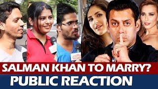 Who Will Be The PERFECT PARTNER For Salman Khan - Katrina Kaif Or Iulia Vantur - Public Reaction