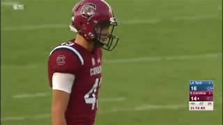 South Carolina vs Louisiana Tech NCAA Football Highlights 2017