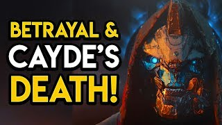 Destiny 2 - CAYDE