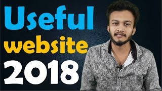 {HINDI} Top 10 Most Interesting or useful Websites 2018 || most amazing websites
