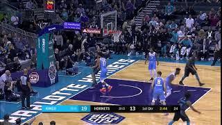 1st Quarter, One Box Video: Charlotte Hornets vs. Sacramento Kings
