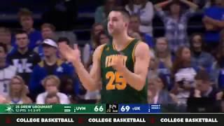 Kentucky vs Vermont NCAA Basketball Highlights 2017