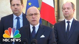 French PM Bernard Cazeneuve: Europe Faces Unique Terror Threat | NBC News
