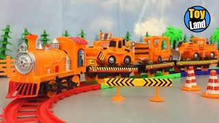 Train Express Toy for Children Videos For Kids TRAIN TRACK SET | TOYLAND