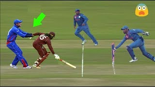 Top 7 Biggest Cheating Moments in Cricket History Ever | Worst Cheating in Cricket | Cric Star