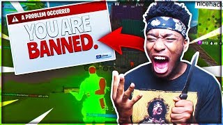 SECRET FORTNITE GLITCH MADE ME *DELETE* Fortnite: Battle Royale! WHY IS THIS HAPPENING!?!