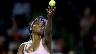 2017 Miami Open Round of 16 | Venus Williams vs Svetlana Kuznetsova | WTA Highlights