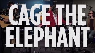 "Cage the Elephant ""Cold Cold Cold"" Live @ SiriusXM // Alt Nation"