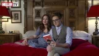 McFly  May 2013 - Tom & Gi Fletcher - Hello Magazine Photoshoot First Wedding Anniversary