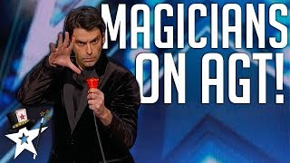 All Magicians on America