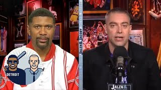 Jalen Rose and David Jacoby find flaws in NBA play-in tournament idea   Jalen & Jacoby   ESPN