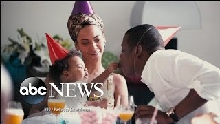 Beyonce Gets Personal with