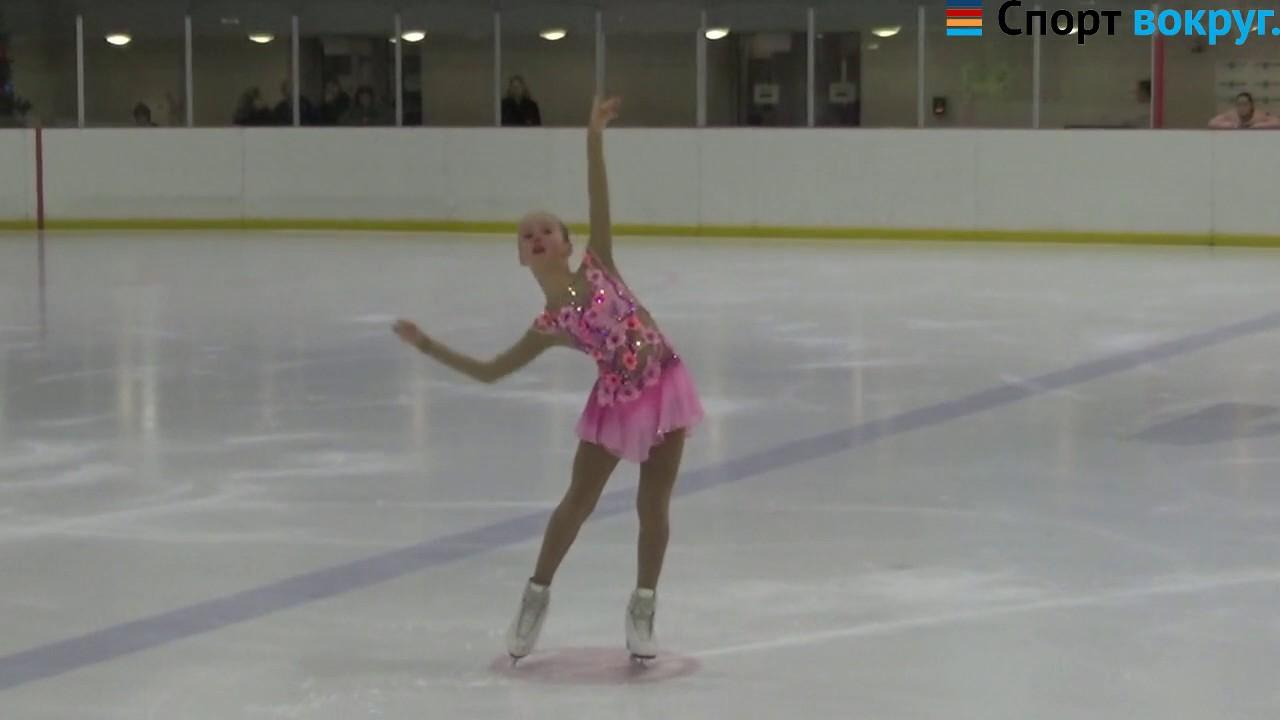 В первом юношеском разряде среди девушек конкурентов не нашлось у дарьи батяевой из екатеринбурга