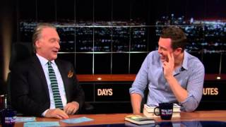 Seth MacFarlane tells Bill Maher about the history of the universe