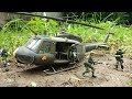Toys soldiers Figure action UH-1D Huey V...mp3