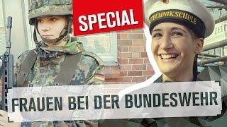 Frauen bei der Bundeswehr | SPECIAL