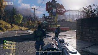 Fallout 76 Power Armor Edition Trailer - E3 2018