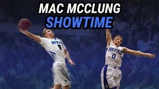 Mac McClung DROPS 35 After Coach Gets EJECTED! Throws Down RIDICULOUS DUNKS!