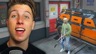 Kinder einsperren PRANK in GTA 5 😂 (Spieler rastet aus)