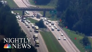 1 Million People In The Southeast Ordered To Evacuate Ahead Of Hurricane Florence   NBC Nightly News