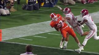 Hunter Renfrow ll The Walk-On Dream ll Clemson Highlights