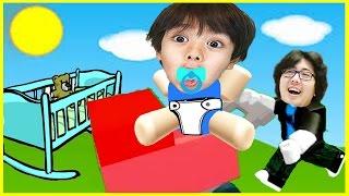 ROBLOX Adopt and raise a cute kid! Let
